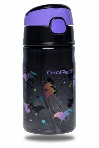 Bidon CoolPack HANDY jednorożec, DARK UNICORN (Z01234)