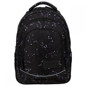 Plecak szkolny młodzieżowy BackUP 26 L KONSTELACJE (PLB3X51)