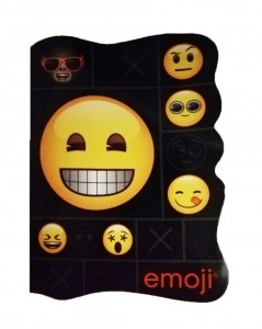 Notes kształtowy A6 Emoji EMOTIKONY (NKA6EM05)