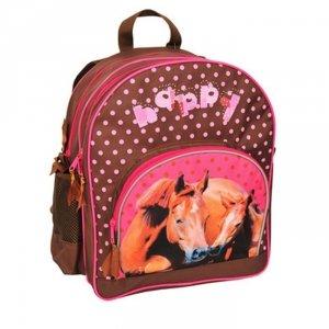Plecak szkolny z Konikami (13157J)