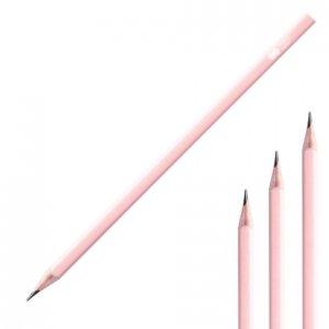 Ołówek kwadratowy TREND HB Nude beżowy HAPPY COLOR (42874)