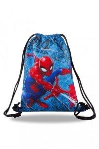 WOREK CoolPack BETA Spiderman na niebieskim tle, SPIDERMAN DENIM (B54304)