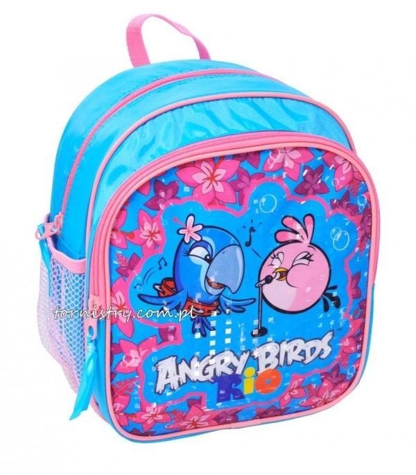 Plecak przedszkolny wycieczkowy Angry Birds RIO (ABI309)