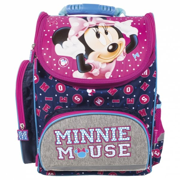 Tornister szkolny ergonomiczny Myszka Minnie (TEMBMM21)