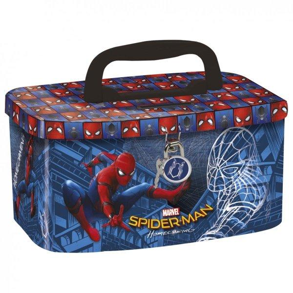 Skarbonka kuferek SPIDER-MAN HOMECOMING (SKUSH10)