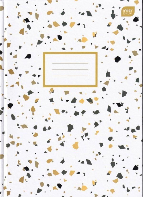 Zeszyt A5 32 kartki gładki MIX dziewczęcy (72433)