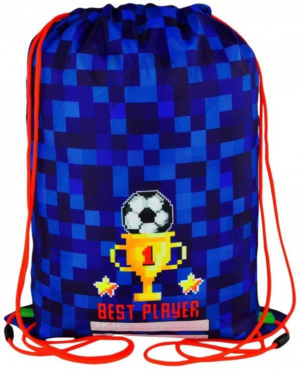 Worek na obuwie Bambino Champions Team drużyna zwycięzców (16549)