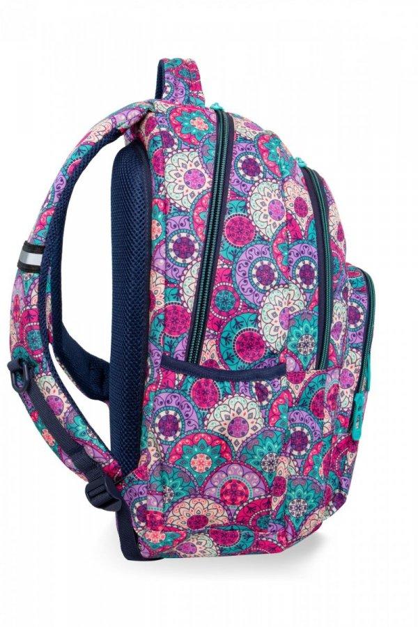 Plecak CoolPack BASIC PLUS w pastelowe wzory, PASTEL ORIENT (B03019)