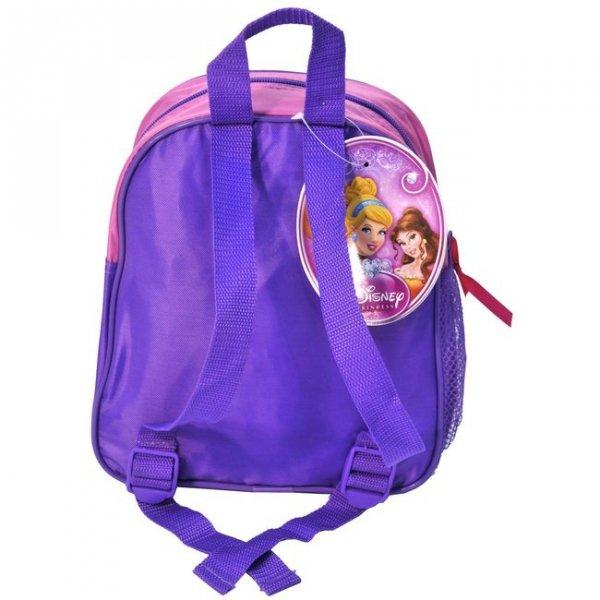 Plecak wycieczkowy przedszkolny KSIĘŻNICZKI PRINCESS, Disney (DPB304)