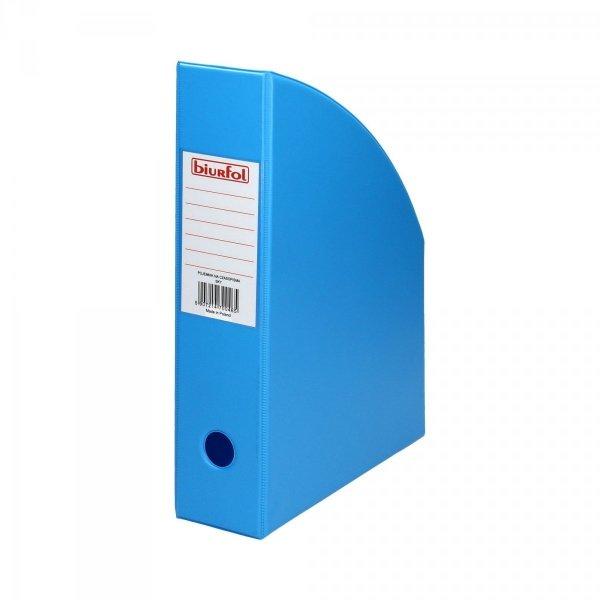 Pojemnik na dokumenty Segregator PVC SKY Niebieski 7 cm (00465)