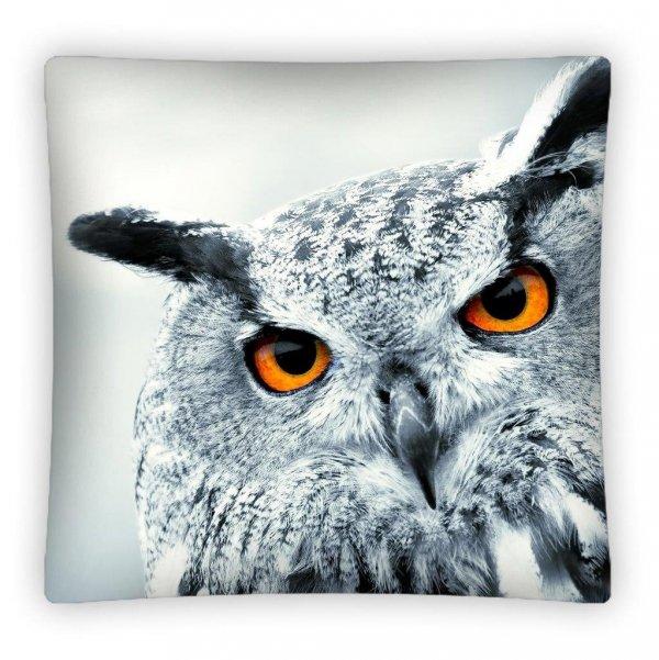 Poszewka na poduszkę SOWA 40 x 40 cm (PS0005)