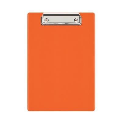 Clipboard Deska z klipsem klipem A5 POMARAŃCZOWY (00144)