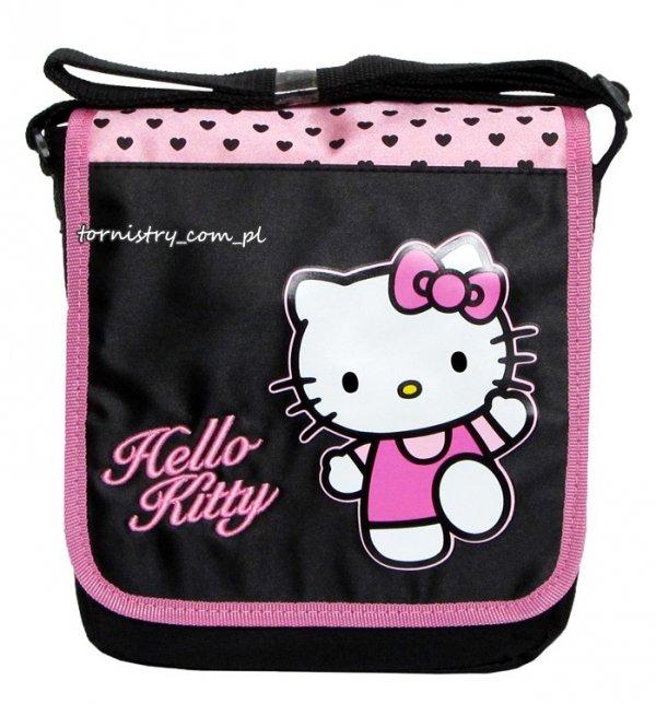 Torebka na ramię Hello Kitty, licencja Sanrio (TRAHK28)