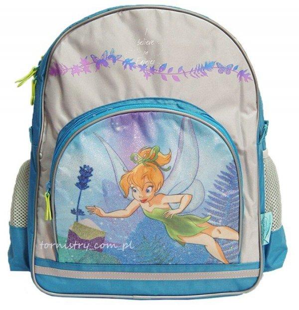 Plecak szkolny Wróżki FAIRY, licencja Disney (DDJ157)