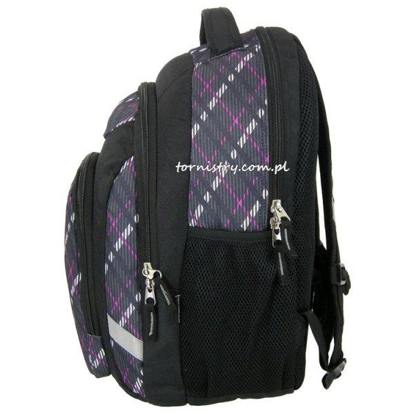 Plecak szkolny młodzieżowy JETBAG (PLJ17B05)