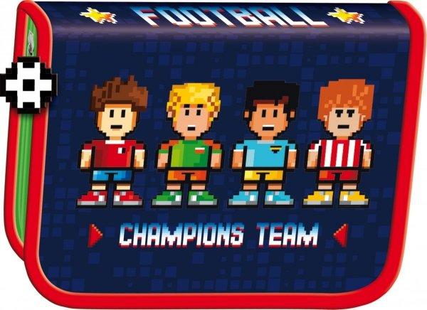ZESTAW 3 el. Tornister szkolny Bambino Champions Team drużyna zwycięzców (16426SET3CZ)