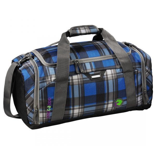 "Coocazoo torba sportowa ""SporterPorter Large"" Scottish Check (124802)"