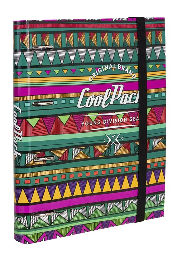 CoolPack Segregator A4 z kartkami RING BOOK MEXICAN TRIP (85700CP)