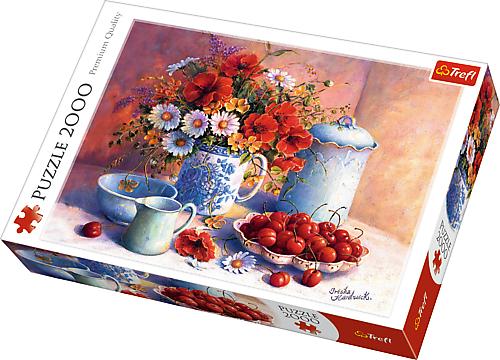 TREFL Puzzle 2000 el. Słodkie popołudnie (27093)