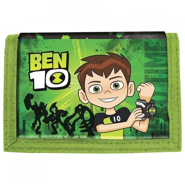 Portfel na rzep BEN 10 portfelik  (PFBN10)