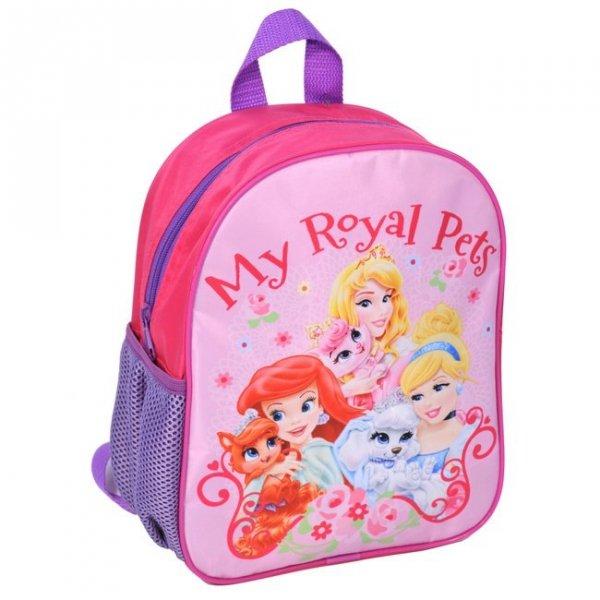 Plecak wycieczkowy przedszkolny KSIĘŻNICZKI PRINCESS, Disney (DPE304)