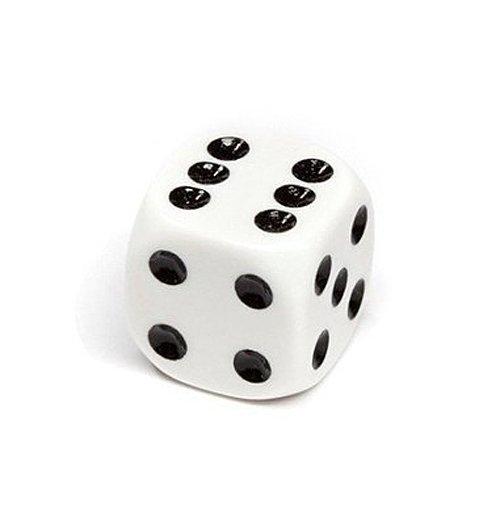 Kostka do gry ADAMIGO (06403)