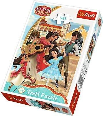 TREFL Puzzle 30 el. Elena z Avaloru, Przyjaciele na zawsze (18224)