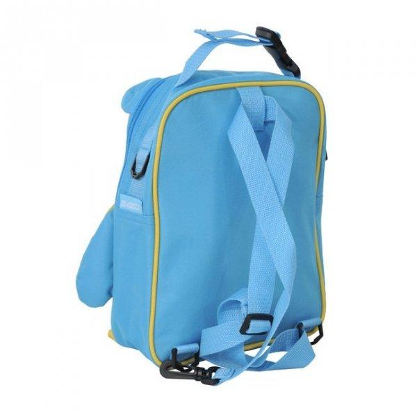 Plecak przedszkolny wycieczkowy Sowa Torebka 2w1 (13306SO)