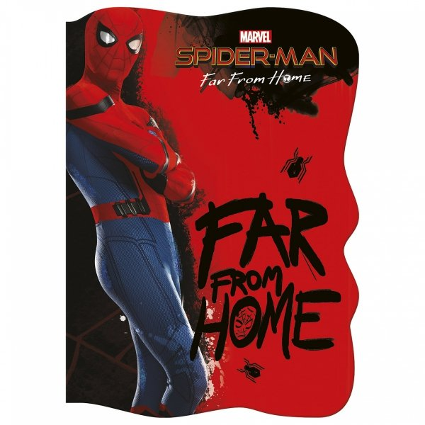 Notes kształtowy SPIDERMAN Far From Home (NKA6SM13-02)