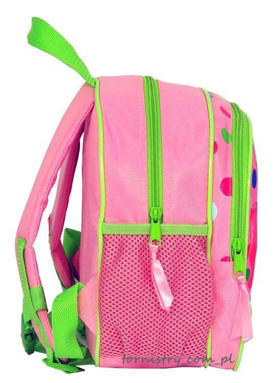 Plecak przedszkolny, wycieczkowy Pieski (21309B)