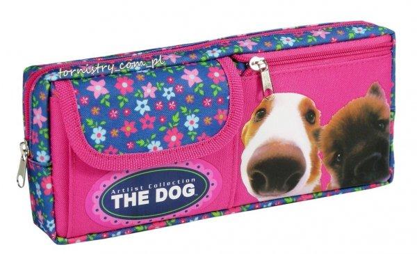Piórnik z kieszonką The Dog (PZKTD27)