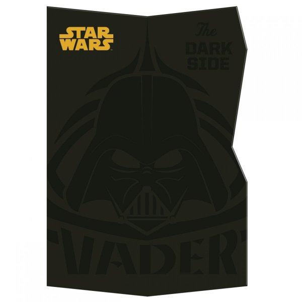 Notes kształtowy STAR WARS Gwiezdne wojny (NKA6SW01)