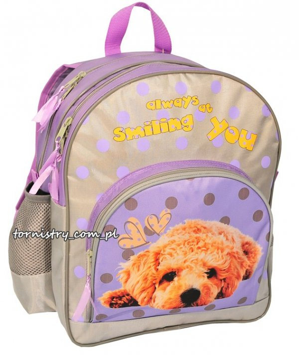 Plecak szkolny Piesek Puppy (13157D)