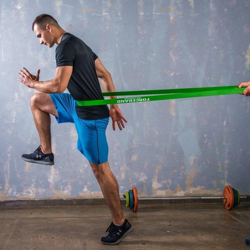 Guma do ćwiczeń Power Band PREMIUM opór 26-32 kg