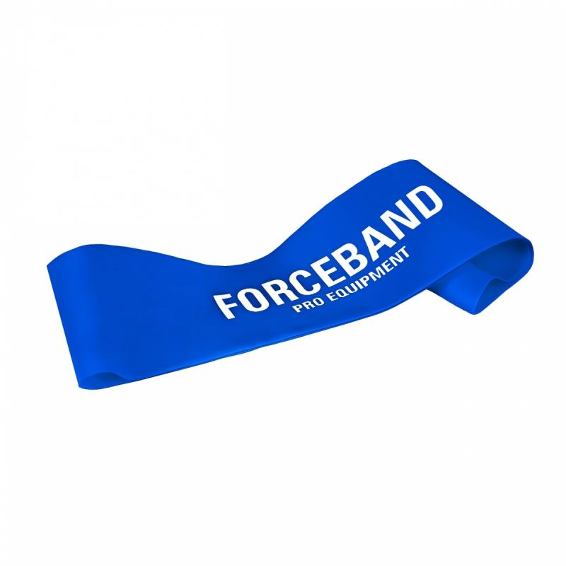 Taśma do ćwiczeń Mini Bands 0,9mm (opór mocny) - 50 cm
