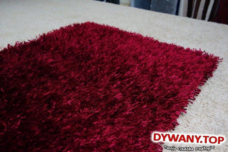 LILOU Red czerwony 80x150