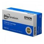 Epson oryginalny ink C13S020447, cyan, PJIC1, Epson PP-100