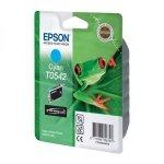 Epson oryginalny ink C13T054940, blue, 400s, 13ml, Epson Stylus Photo R800, R1800