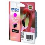Epson oryginalny ink C13T08734010, magenta, 11,4ml, Epson Stylus Photo R1900