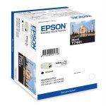 Epson oryginalny ink C13T74414010, black, 10000s, 181ml, high capacity, Epson WorkForce Pro WP-M4525 DNF, WP-M4015 DN