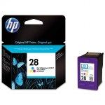 HP oryginalny ink C8728AE, HP 28, color, 8ml, HP DeskJet 3420, 3325, 3550, 3650, OJ-4110, PSC-1110