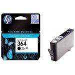 HP oryginalny ink CB316EE, HP 364, black, blistr, 250s, HP Photosmart B8550, C5380, D5460