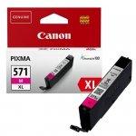 Oryginalny, kompatybilny Tusz  Canon  CLI-571M  XL do Pixma MG-5750/6850/7750  | 11ml | magenta