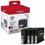 Oryginalny, kompatybilny Zestaw  czterech  tuszy Canon  PGI2500XL do MB-5050/5350 | 4 x 19.3ml | CMYK