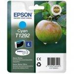Oryginalny, kompatybilny Tusz Epson  T1292  do Stylus SX-230/235W/420W/425W/430W | 7ml | cyan