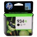 Oryginalny, kompatybilny Tusz HP 934XL do Officejet Pro 6230/6830 | 1 000 str. | black