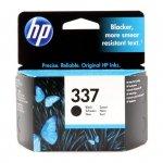 Tusz HP 337 do Deskjet 5940/6940/6980, Officejet 100/150 | 420 str. | black