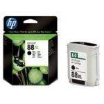 Oryginalny, kompatybilny Tusz HP 88XL do Officejet Pro K5400/550/8600, L7580/7680 | 2 450 str. | black