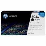Oryginalny, kompatybilny Toner HP 504A do Color LaserJet 3525/3530 | 5 000 str. | black