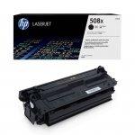Toner HP 508X do Color LaserJet  M552/553 | 12 500 str. | black